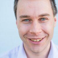Portrait of Anthony. Headshot photographer Newcastle.