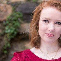 Portrait of Rebecca. Headshot photographer Newcastle.